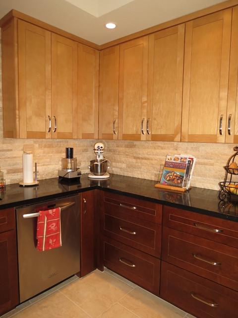 Custom kitchen remodel traditional-kitchen