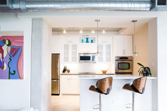 Custom Kitchen Remodel industrial-cocina