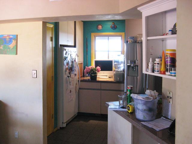 Custom Kitchen Remodel Santa Fe New Mexico Eclectic