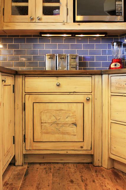 Custom kitchen remodel santa fe new mexico for Albuquerque kitchen cabinets