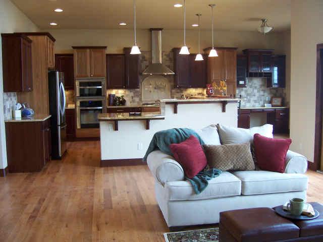 Custom Kitchen Space traditional-kitchen