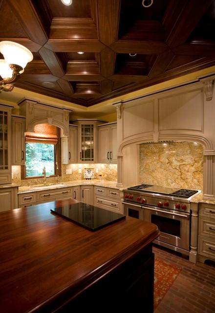 Custom Kitchen - Sterling Development Group traditional-kitchen