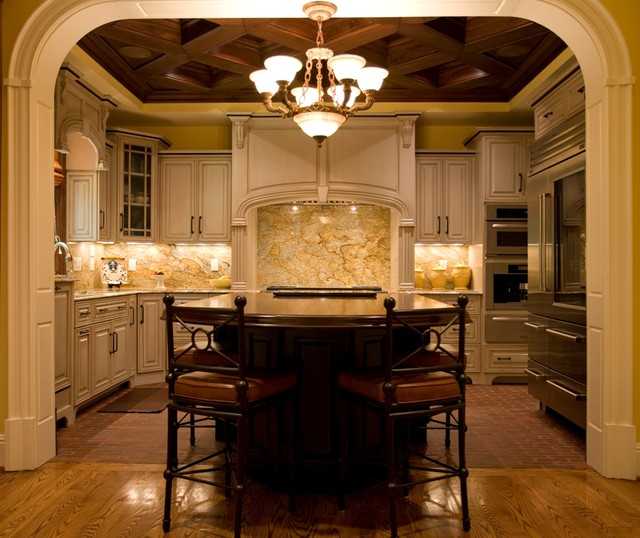 Custom Kitchen - Sterling Development Group traditional-kitchen
