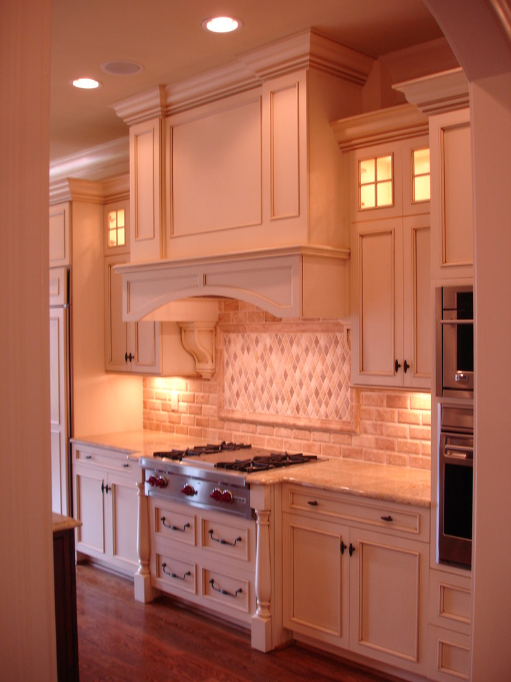 Custom Kitchens - Traditional - Kitchen - Raleigh - by ...