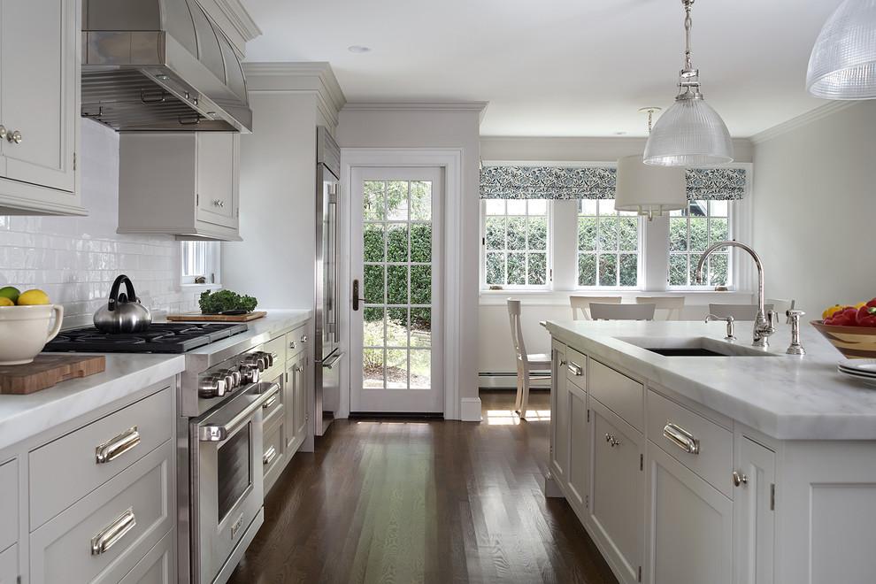 Custom Kitchens - Transitional - Kitchen - Newark - by CBH ...