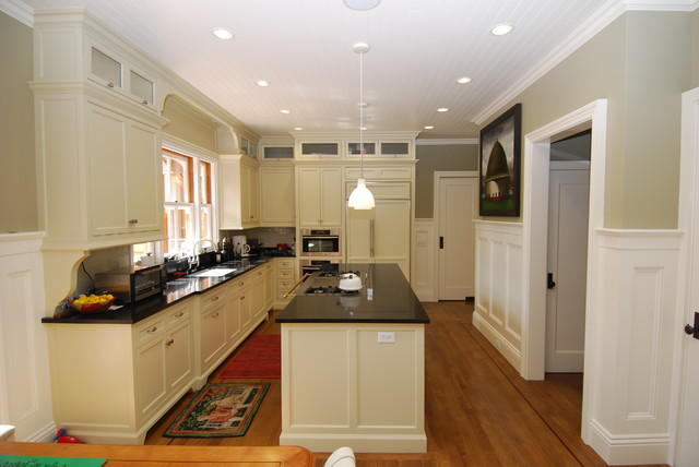 CSI Custom Homes Projects traditional kitchen