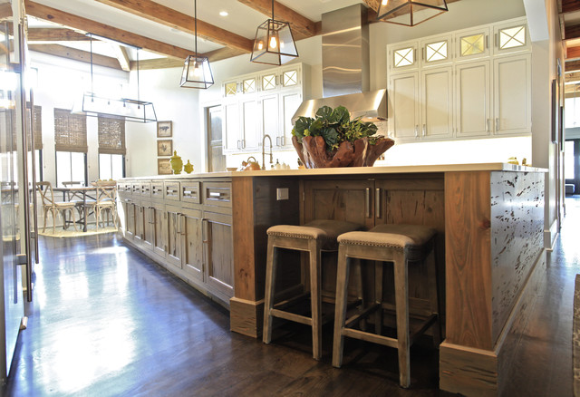 Custom Kitchens - Transitional - Kitchen - New Orleans - by ...
