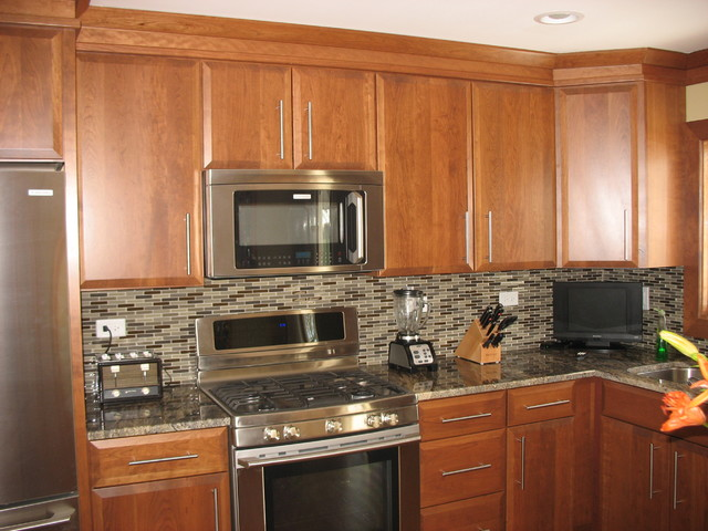Custom kitchens traditional kitchen chicago by paul design
