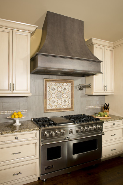 Custom Knotty Alder Kitchen traditional kitchen