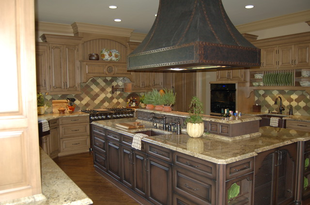 Custom Kosher Kitchen Traditional Kitchen Dc Metro By Cabin John Builders