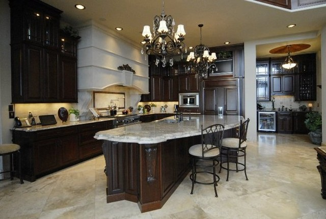 Custom Luxury Kitchen Custom Luxury Kitchenstimber Ridge Properties  Traditional