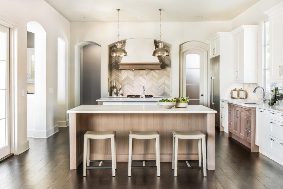 Custom Nic Abbey Luxury Home Kitchens Transitional Kitchen Austin By Nic Abbey Luxury Homes By Lisa Nichols