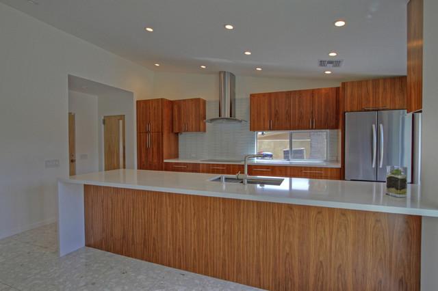 Custom Palm Desert Modern Kitchen Modern Kitchen Other Metro By Peak Construction