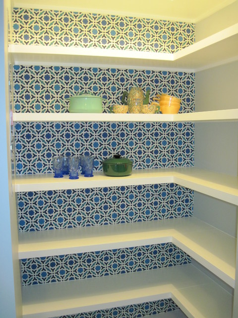 Custom Pantry eclectic-kitchen