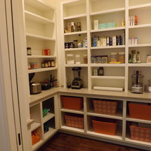 Custom Pantry- Savannah  GA