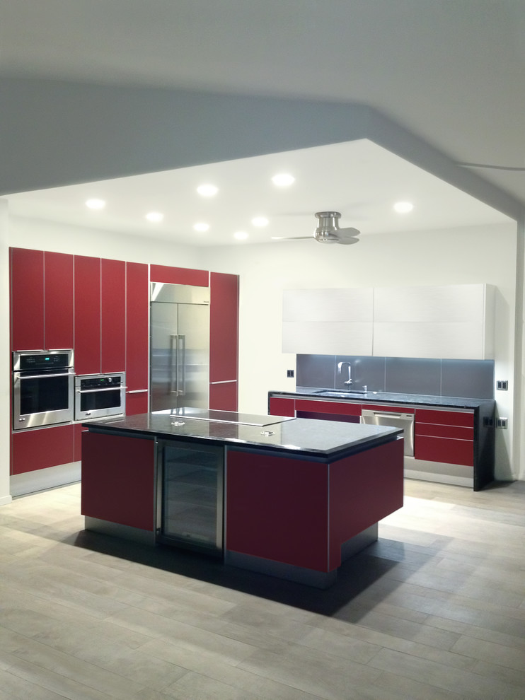 Custom Poggenpohl Kitchen with Universal Design