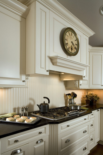 Custom Range Hood Traditional Kitchen Chicago By