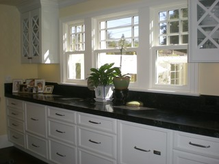 Custom Remodel-Tait Ave/Los Gatos, CA - Traditional - Kitchen - san