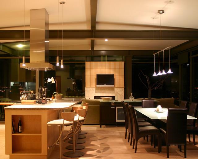 Custom Residence Ventura CA  Contemporary  Kitchen  Los Angeles
