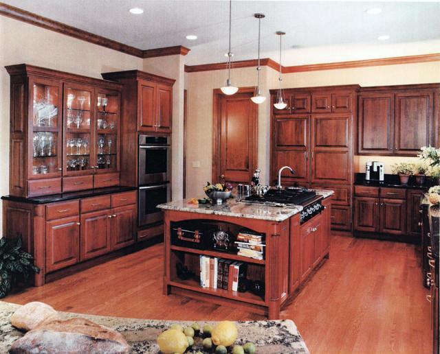 custom residence west dundee illinois transitional kitchen