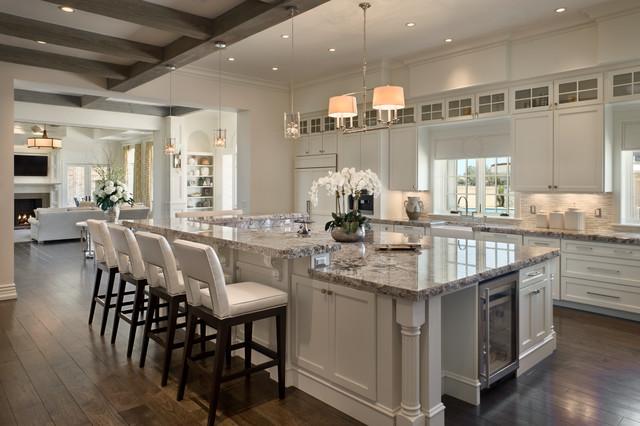 Custom Residence - Traditional - Kitchen - Orlando - by Zoltan Construction LLC