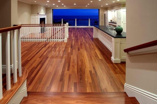 Hardwood Flooring Dealers Installers 3 Southern Chestnut Traditional Kitchen - Southern Wood Flooring €� Gurus Floor