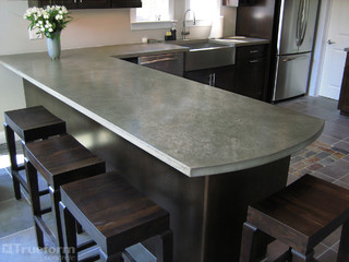 Contemporary Kitchen Countertops Jpg