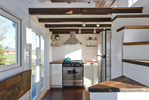 See Inside This 300 Square Foot Tiny Home