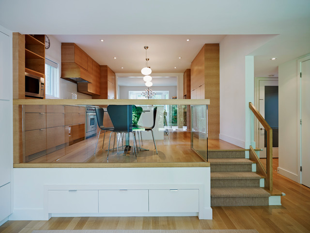 Custom Toronto Renovation Modern Kitchen