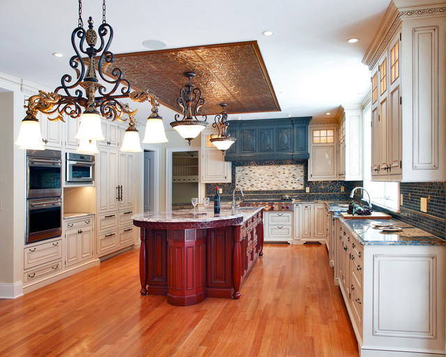 North Haven Traditional Kitchen New York By Kitchens Baths By A