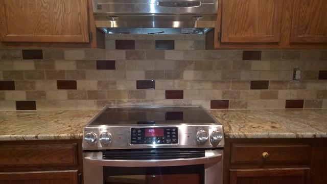 vintage look new stove