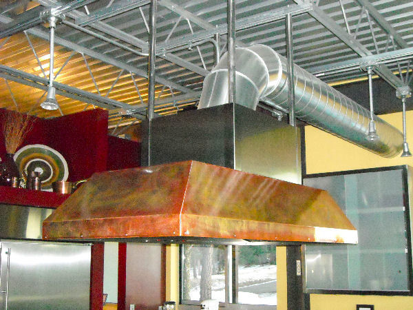 Custom vent hoods industrial kitchen los angeles for Industrial design corporation