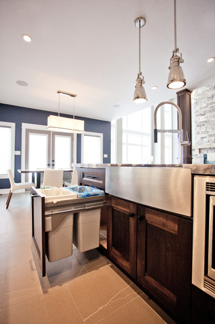 Custom Waterfront Home Barrie Transitional Kitchen Other By Madison Taylor