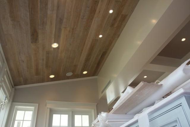 Custom Wood Ceiling Craftsman