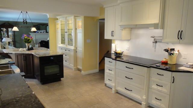 CUSTOM WOODWORK contemporary-kitchen