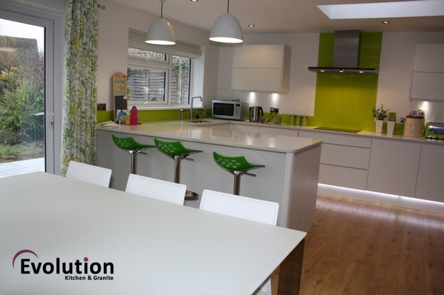 Customer Kitchen Sussex