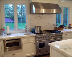 Customer's Kitchen with Viking Appliances traditional-kitchen