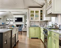 CVL Designs traditional-kitchen