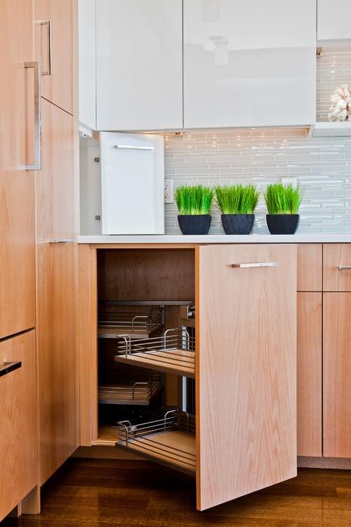 welcher schubladen-typ passt zu ihrer küche? 11 alternativen ... - Küchenschrank Mit Schubladen