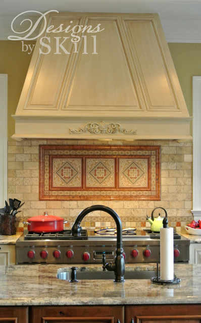 CWP Cabinetry Kitchen traditional-kitchen