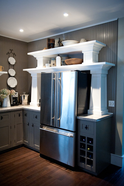 Cynthia Weber eclectic-kitchen