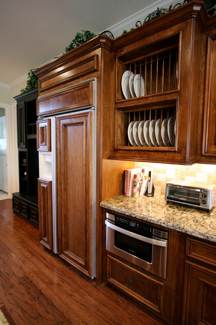 Cypress Whole Home Remodel traditional-kitchen