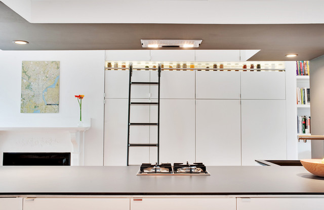 D-House contemporary-kitchen
