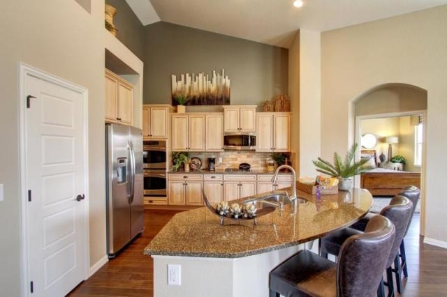 D R Horton Traditional Kitchen Other By Housing