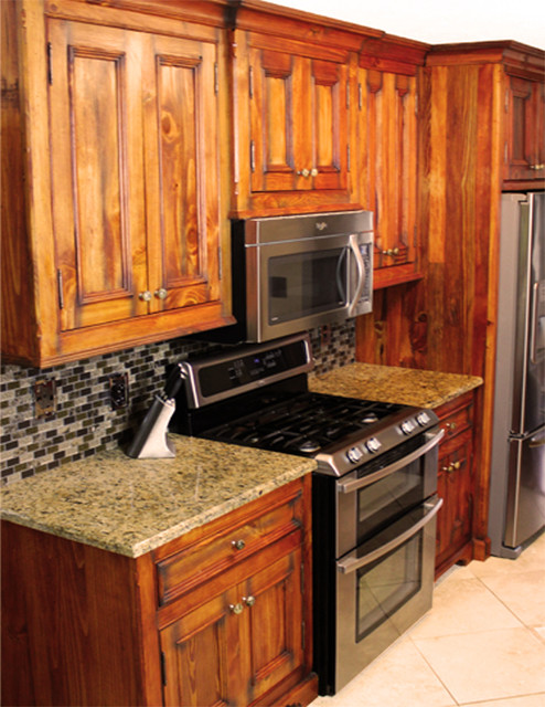 Dacatur, GA - Traditional - Kitchen - Atlanta - by Risner Cabinetry