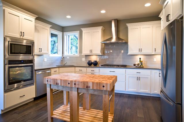 Dakota Kitchen and Bath - Kitchens - Transitional - Kitchen - Other ...