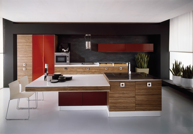 Dali Kitchen by Aran Cucine