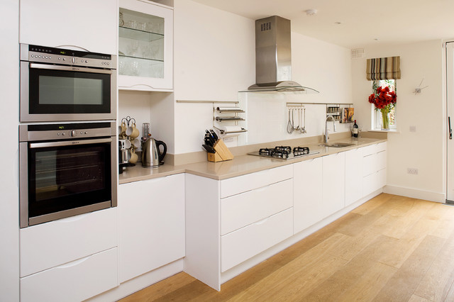 Dalkey Contemporary Kitchen Dublin By Divine Design
