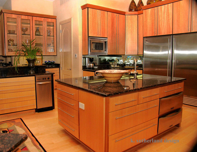 Dallas Estate Contemporary Kitchen Other By K