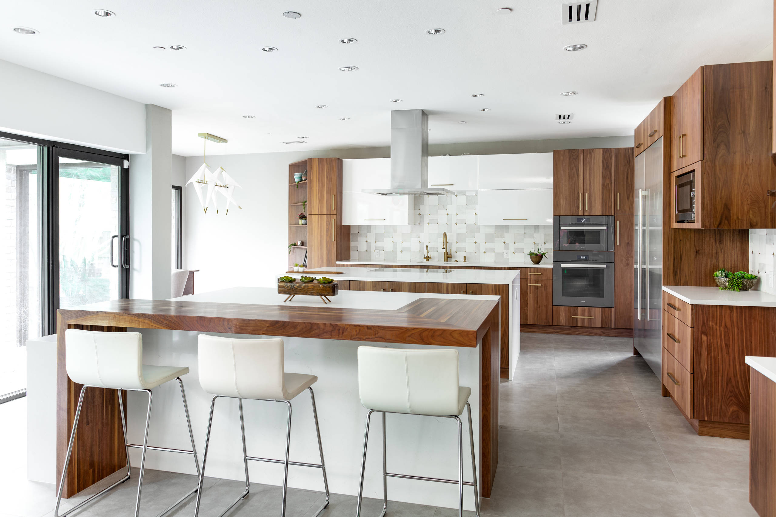 11 Beautiful Double Island Kitchen Pictures & Ideas  Houzz